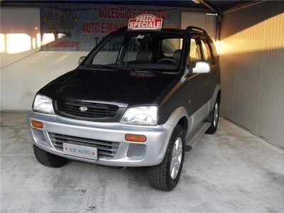 usata Daihatsu Terios 1.3i 16v Cat 4wd Db/ac Gpl Usato