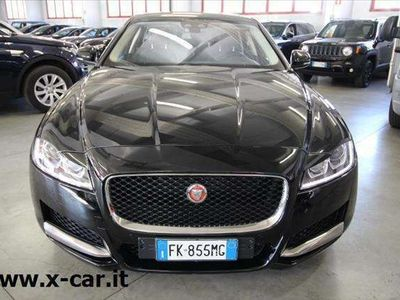 usata Jaguar XF 2.0d i4 Prestige Business edition 180cv auto my18
