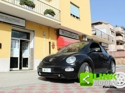 usata VW Beetle NewCabrio TDI 101CV