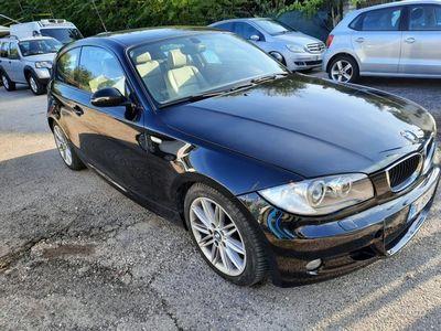 usata BMW 120 Coupé 120d cat 3 porte Eletta DPF