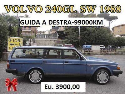 used Volvo 240 2.3i cat Station Wagon GLT