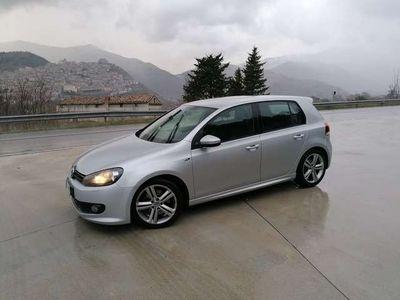usata VW Golf 1.4 TSI 160CV GPL R-LINE Autom-125.000 Km-Pdc-