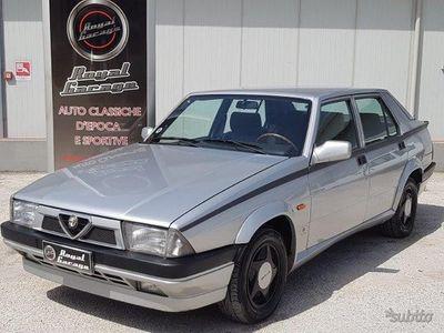 brugt Alfa Romeo 75 1.8ie indy n°1620 -asi- 1991