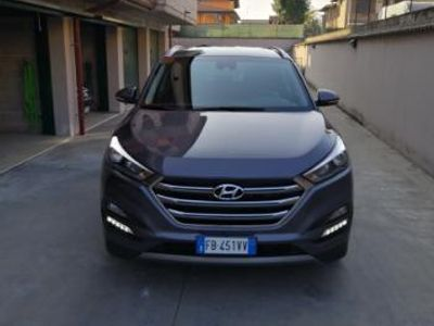 gebraucht Hyundai Tucson 1.7 xpossible