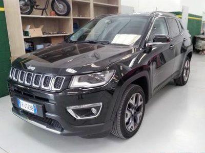 gebraucht Jeep Compass 2.0 Multijet II aut. 4WD Limited 41.200€ NUOVA! rif. 10241479