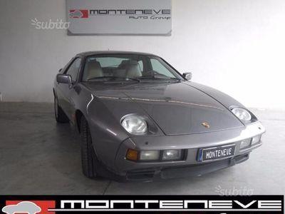 usata Porsche 928 S CAMBIO AUTOMATICO PELLE MARRONE