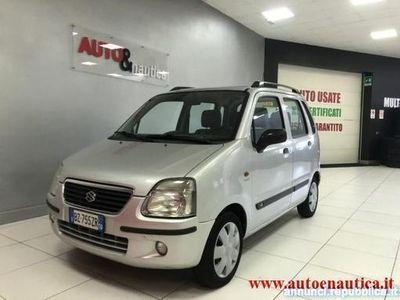 usata Suzuki Wagon R 1.3i 16V cat 4x4 GL Mazzano
