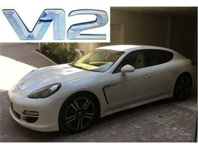 usata Porsche Panamera 3.0 Diesel - 1ST hand - uniproprietario