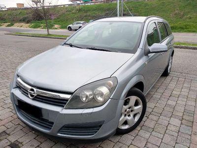 używany Opel Astra 1.7 CDTI 101CV Station Wagon Clu - 2006