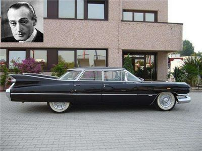 usata Cadillac Seville sedane deville