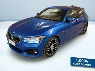 usata BMW 118 SERIE 1 (5 PORTE) d Msport 5p