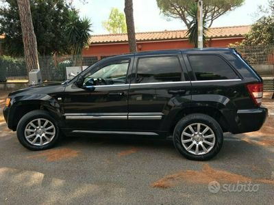 usata Jeep Grand Cherokee 3.0 crd S limited