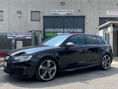 usata Audi RS3 SPB 2.5 TFSI TETTO SCARICO RS MAGNETIC MMI PLUS !!