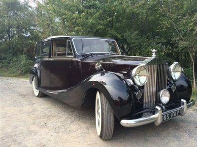usata Rolls Royce Wraith limousine