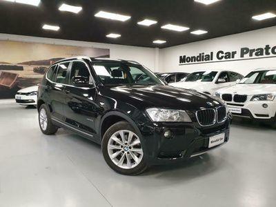 usata BMW X3 xDrive20d Eletta 184CV 12/2012