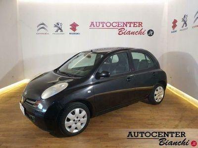 usata Nissan Micra 1.2 16V 5 porte Acenta del 2004 usata a Castelnovo ne' Monti