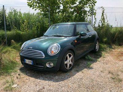 usata Mini Cooper D 1.6 16V Chili