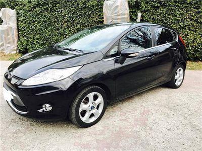 usata Ford Fiesta 1.2 82 CV 5 porte Titanium