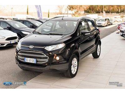 gebraucht Ford Ecosport 1.0 Plus ecoboost 125cv