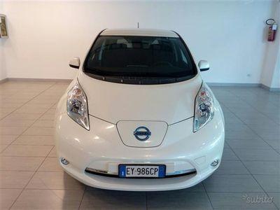usata Nissan Leaf Acenta Flex buy lease 109cv