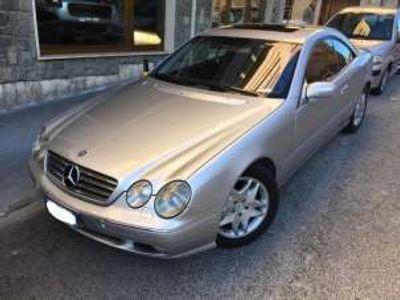 usata Mercedes CL500 cat Benzina