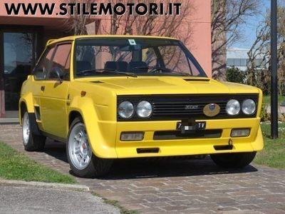 "usata Fiat 131 ABARTH Rally Stradale ""ASI TARGA ORO"""
