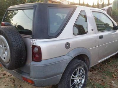 usata Land Rover Freelander 2.0 TD cat 3p. Hardback