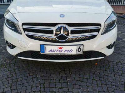 usata Mercedes A180 CDi Sport 1.5 109cv Bianca-Tetto Nero