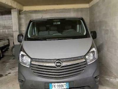 usata Opel Vivaro 29 1.6 BiTurbo PC 9 POSTI 16.000 KM. AUTOVETTURA