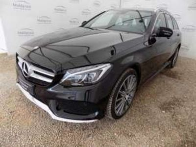 usata Mercedes C220 Classe C (W/S205)d S.W. Automatic Premium Plus