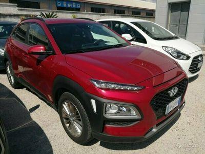 usata Hyundai Kona - 2018