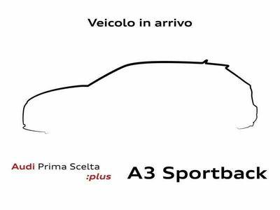 usata Audi A3 Sportback 35 2.0 tdi admired 150cv s-tronic