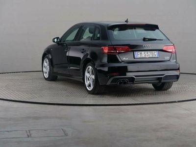 usata Audi A3 Sportback 2.0 Tfsi S Tronic Quattro Sport