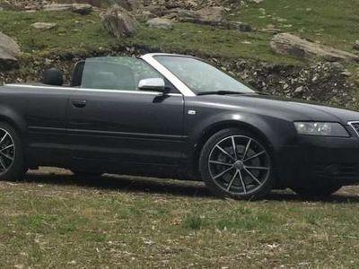 usata Audi S4 Cabriolet 4.2 V8 quattro