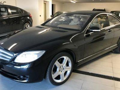 używany Mercedes CL500 Sport