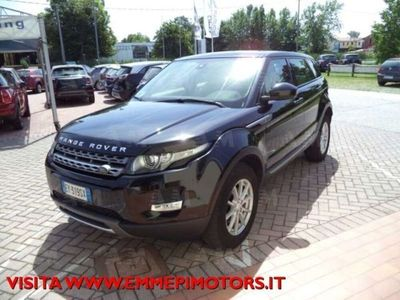 begagnad Land Rover Range Rover evoque 2.2 Sd4 5p. Pure rif. 11636299