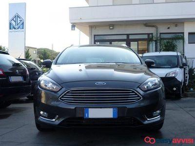 brugt Ford Focus 1.5 TDCi 120cv SW Business S&S Navig - IVA ESCLUSA