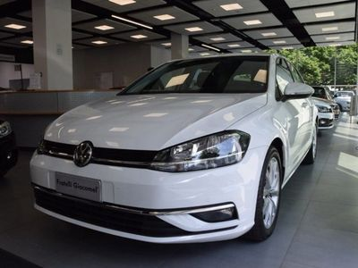 gebraucht VW Golf Golf 1.6 TDI 115 CV DSG 5p. Highline BlueMotion Technology1.6 TDI 115 CV DSG 5p. Highline BlueMotion Technology