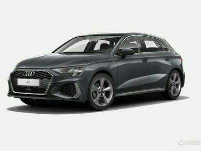 usata Audi A3 Sportback S-LINE EDITION 35 TDI S-TRONIC