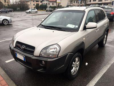 usata Hyundai Tucson 1ª serie - 2008