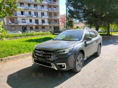 usata Subaru Outback 2.5i Lineartronic Style nuova a Pinerolo