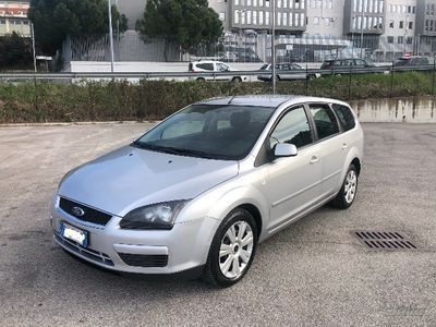 brugt Ford Focus 1,6tdci come nuova 2008