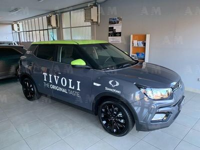 usata Ssangyong Tivoli 1.6 4WD Bi-fuel GPL aut. Dream