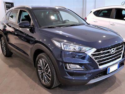 usata Hyundai Tucson KM ZERO Xprime 1.6 Crdi 136 cv DCT 4WD + Techno