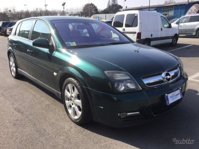 usado Opel Signum anno 2005 perfetta di meccanica
