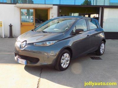 gebraucht Renault Zoe flex 92 cv full electric
