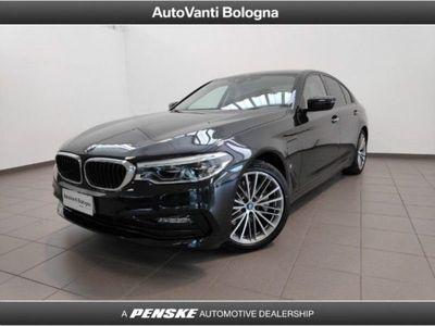 used BMW 530 Serie 5 e Sport del 2018 usata a Granarolo dell'Emilia