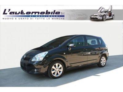 usata Toyota Corolla Verso 2.2 16V D-4D 7 POSTI * SOLO PER EXPORT *