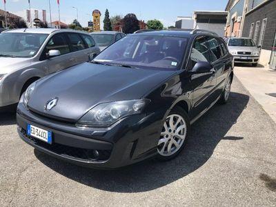 used Renault Laguna 2.0dci 150cv 4control automa pelle 2010 diesel