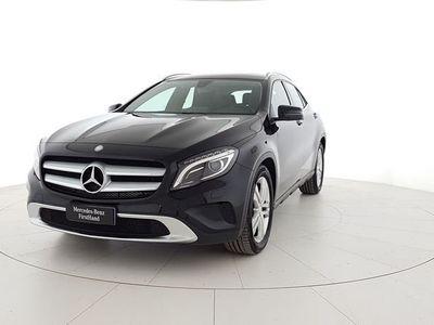 usata Mercedes 200 GLA GLA-X156 2014 Dieseld (cdi) Sport auto